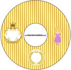 CD DVD Princesa Loira The Little Prince, Dvd, Outdoor Blanket, Plates, Tableware, Afro, Buffet, Princess Rapunzel, Template