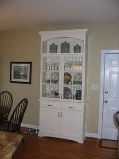 Also On Our Homeowners Must Have List Glass Cabinets To Display Her Decorative