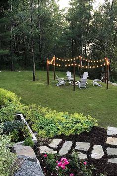 Fire Pit Ideas - Backyard Fire Pits DIY Ideas #gardenideas #diyhomedecor