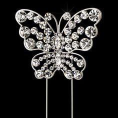 Butterfly Cake Topper 1026
