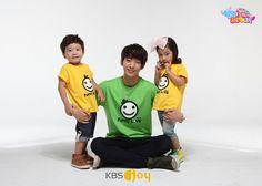 #b1a4 #hyunwoo #gongchan #eunsol #hello baby  / Tumblr
