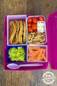 Lunch Box Ideas For Back To School Lunch Snacks Kids Lunch ForSix School Lunchbox Ideas Kids Lunch Healthy Recipe Videos, Super Healthy Recipes, Healthy Foods To Eat, Healthy Snacks, Healthy Eating, Healthy Kids, Kid Recipes, Healthy Muffins, Easy Lunches For Kids