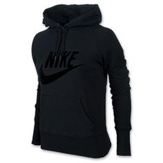 Nike Limitless Exploded Women's Hoodie   FinishLine.com   Black/Black