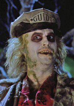 Beetlejuice! I love this movie!