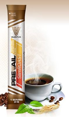 Formulated with natural appetite suppressants, feel good ingredients and detox components SlimROAST is a great addition to your weight management program. Not only will you find managing your weight with SlimROAST will produce exciting results, but you will love the taste of this delicious Italian dark roast coffee.