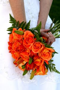 orange rose bouquet | Email This BlogThis! Share to Twitter Share to Facebook