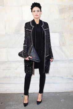 Roberto Cavalli | Fall 2014 Ready-to-Wear Collection | Style.com Front Row