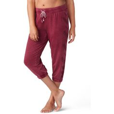 maurices Plus Size Cropped Pant With Ethnic Graphic Side ($34) ❤ liked on Polyvore featuring pants, capris, deep cranberry, plus size, plus size crop pants, plus size white pants, cropped capri pants, womens plus size pants and white crop pants