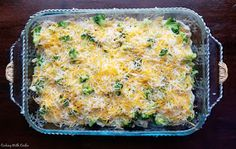This chicken and broccoli casserole is a great way to get dinner on the table quickly. It is a perfect way to use leftover chicken or turkey as well! Cooked Chicken Recipes, Chicken Meal Prep, Broccoli Recipes, Veggie Recipes, Soup Recipes, Cooking Recipes, Recipies, Dinner Recipes, Leftover Chicken Casserole