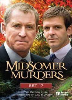 Midsomer Murders (1997) Poster