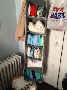 Home u003eu003e Idea Center u003eu003e Cloth Diaper Storage Whether you want to showcase your fluff or store it in a functional way it can often feel overwhelming to set up ... & 54 best Cloth Diaper Storage images on Pinterest | Cloth diaper ...