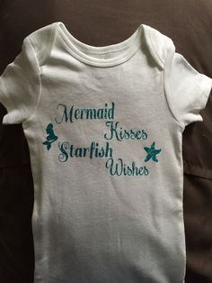 Mermaid onesies!!