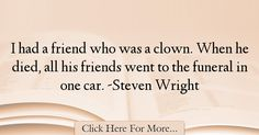 Steven Wright Quotes About Car - 8363 Read More http://www.trendquotes.com/steven-wright-quotes-about-car-8363/