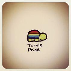 Turtle Wayne : Turtle Pride