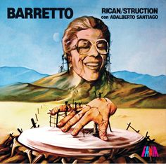 Shop the 1979 US Vinyl release of Rican/Struction by Ray Barretto Con Adalberto Santiago at Discogs. Latin Music, New Music, Good Music, Puerto Rican Music, Musica Salsa, Salsa Music, Worst Album Covers, Puerto Rico History, Afro Cuban