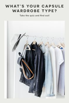 Find your ideal capsule wardrobe #capsulewardrobe #minimalist #minimalistoutfits Minimalist Outfits, Minimalist Fashion, Capsule Wardrobe, Wardrobe Rack, Get Dressed, Life Hacks, Dressing, Pretty, Tips