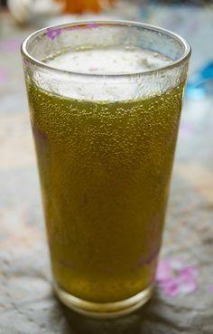 Напиток «Тархун» (вода Лагидзе). Грузинская кухня