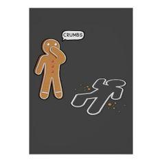 Gingerbread - Crime scene