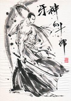 Genjuro · Samurai Shodown