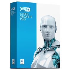 Cyber Security Pro(1 Device)(1Year Subscription) - Mac, Multi, ECSP-N1-1-1-RBX