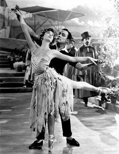 Gene Kelly, Leslie Caron - An American in Paris