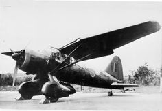 JUN 16 1943 SOE Agent Noor Inayat Khan arrives in France Lysander Mark IIIA (SD), V9673 'MA-J', of No.161 (Special Duties) Squadron RAF on the ground at Tempsford, Bedfordshire. This aircraft was flown by Squadron Leader Hugh Verity on twenty missions to occupied France in 1943 to drop and pick up SOE and Resistance personnel.