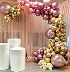 Join Party on March 20 can find Baby shower ideas and more on our website.Join Party on March 20 2020 Birthday Ballon Decorations, Girl Baby Shower Decorations, Balloon Arch, Balloon Garland, Deco Ballon, Balloons Galore, Balloon Arrangements, Baby Girl Birthday, 40th Birthday Parties