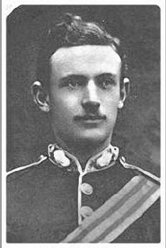 Lieutenant James Henry Scott Douglas, The 21st Royal Scots fusiliers- Zululand 1879