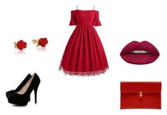 """"""":)"""" by irmairma0307 ❤ liked on Polyvore featuring Boohoo, Alexander McQueen, Disney and Huda Beauty"""