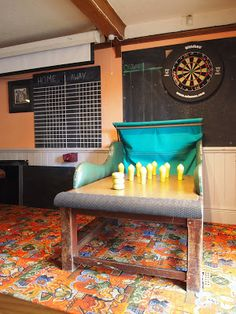 Old School Pub Games