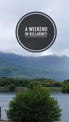 A weekend in Killarney Short Break, Travelling, Ireland, About Me Blog, Posts, River, Kids, Outdoor, Children
