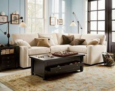 Keeping room sectional?