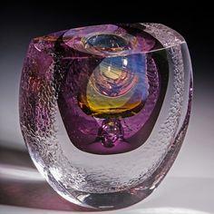 Jon Goldberg Art-Glass | 'WaterGlass3' ♥•♥•♥LOVE♥•♥•♥