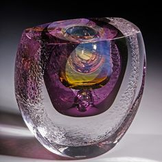 Jon Goldberg Art-Glass | 'WaterGlass3' ♥•♥•♥LOVE♥•♥•♥