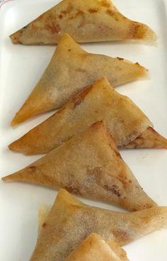 Snacks de queso azul con nueces