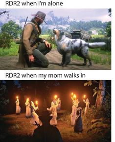 Stupid Funny Memes, Funny Relatable Memes, Haha Funny, Red Dead Redemption 3, Animal Crossing Funny, Fun Video Games, Read Dead, Rdr 2, Time Games