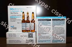 L-carnitine injection 2g/5ml