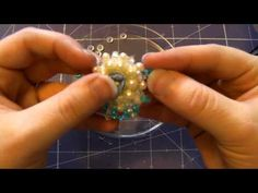 Captivating Swarovski Crystal Beaded Flower Cluster Bracelet - YouTube