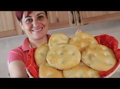 BREAD recipe homemade (as in Bakery) # Easy Focaccia Bread Recipe, Focaccia Pizza, Bread Recipes, Cooking Recipes, Bebidas Detox, Street Food, Food Hacks, I Foods, Italian Recipes