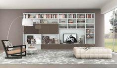 bibliothèque décoration maison - Recherche Google