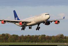SAS - Scandinavian Airlines Airbus A340-300 OY-KBD