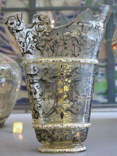 Emile Gallé Vase                                                                                                                                                                                 Plus