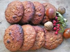 cuisine sauvage: cookies d'automne