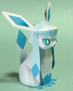 Glaceon. Tricky.