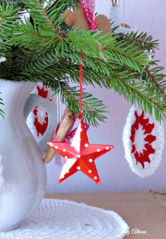 Christmas decoration Christmas Decorations, Christmas Ornaments, Holiday Decor, Arm Warmers, Inspiration, Home Decor, Biblical Inspiration, Decoration Home, Room Decor