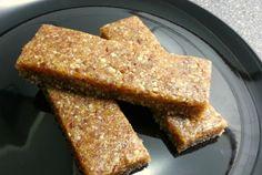 Supergezonde dadelrepen met hazelnoot en kokos - Blondie kookt