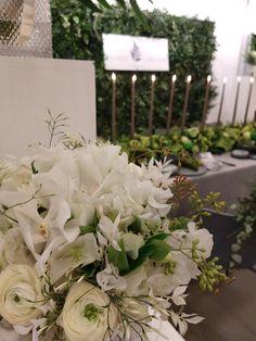 Flower Studio, Table Decorations, Party, Flowers, Wedding, Home Decor, Casamento, Homemade Home Decor, Weddings