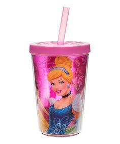 Look at this #zulilyfind! Disney Princess 13-Oz. Travel Tumbler by Disney Princess #zulilyfinds