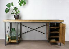'Classic' cupboard desk by KONK!