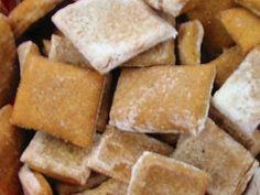 Mini bears dog cookies made from my pumpkin dog cookie recipe